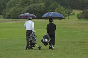 Best Golf Umbrellas for Protection from Unpredictable Weather
