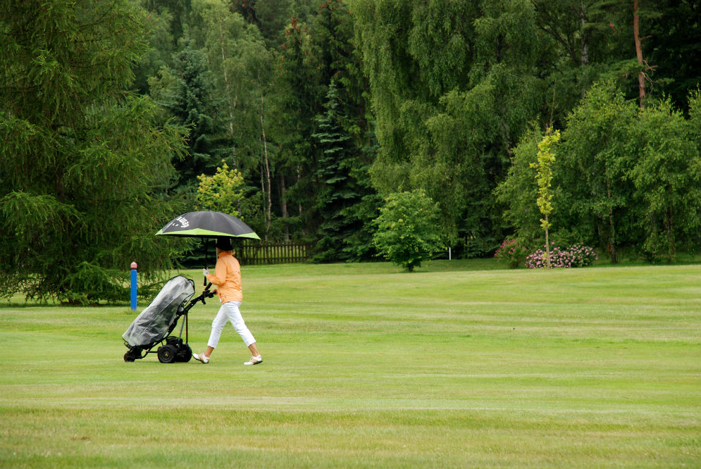 What Is a Golf Umbrella and What Are Its Top Aspects?