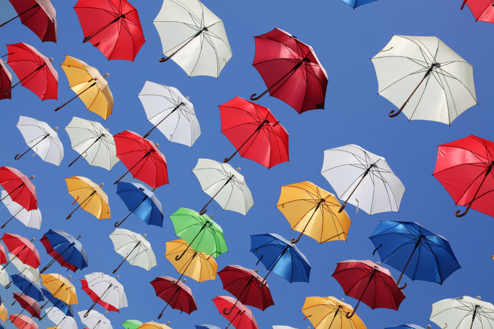 Sun Umbrellas to Keep Your Skin Safe Under the Sun